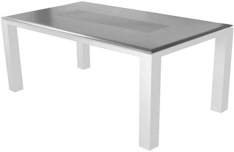 salon de jardin confortable 6 fauteuils oslo gris. Black Bedroom Furniture Sets. Home Design Ideas