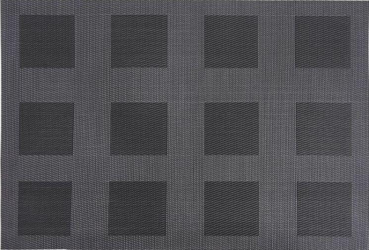 set de table en plastique vinyle lot de 6. Black Bedroom Furniture Sets. Home Design Ideas