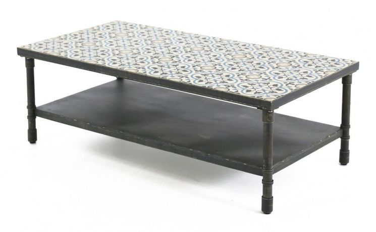Table basse rectangulaire Trendy 120 cm - PRO-0889