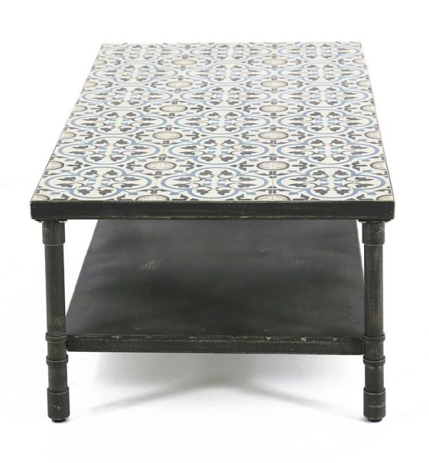 Table basse rectangulaire Trendy 120 cm - 459