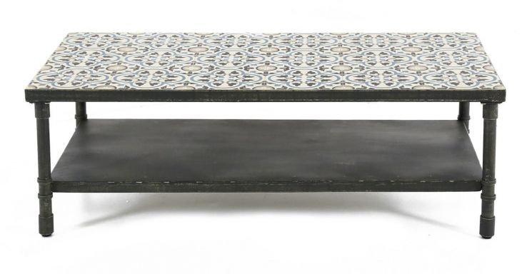 Table basse rectangulaire Trendy 120 cm - 5