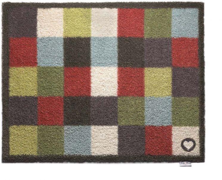 tapis en fibres naturelles carreaux 65x85 cm 65x85 cm. Black Bedroom Furniture Sets. Home Design Ideas
