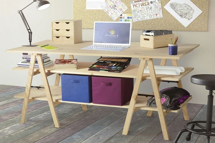 Tracteau de bureau tracteau de bureau bureau table table lovely
