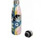 Bouteille de transport en inox Flower 50CL - CMP-2790