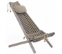 Chilienne scandinave avec repose-pieds - ECO-0107