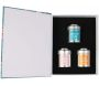 Coffret 3 bougies Sweet candles - CMP-1895