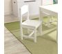 Ensemble table et 4 chaises Farmhouse - 8