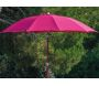 Parasol rond inclinable aluminium 2,70m - PRL-0404