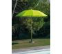 Parasol rond inclinable aluminium 2,70m - PRL-0408