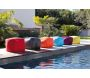 pouf de piscine big bag 40 cm aubergine. Black Bedroom Furniture Sets. Home Design Ideas