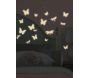 Stickers phosphorescents papillons & libellules - ROOMMATES