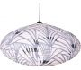 Suspension ovale 80cm Africa Grey - GONG