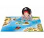 Tapis de jeu intérieur Pirate 150x100cm - HOUSE OF KIDS