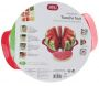 Tranche fruit en acier inoxydable 24 cm - EASY MAKE