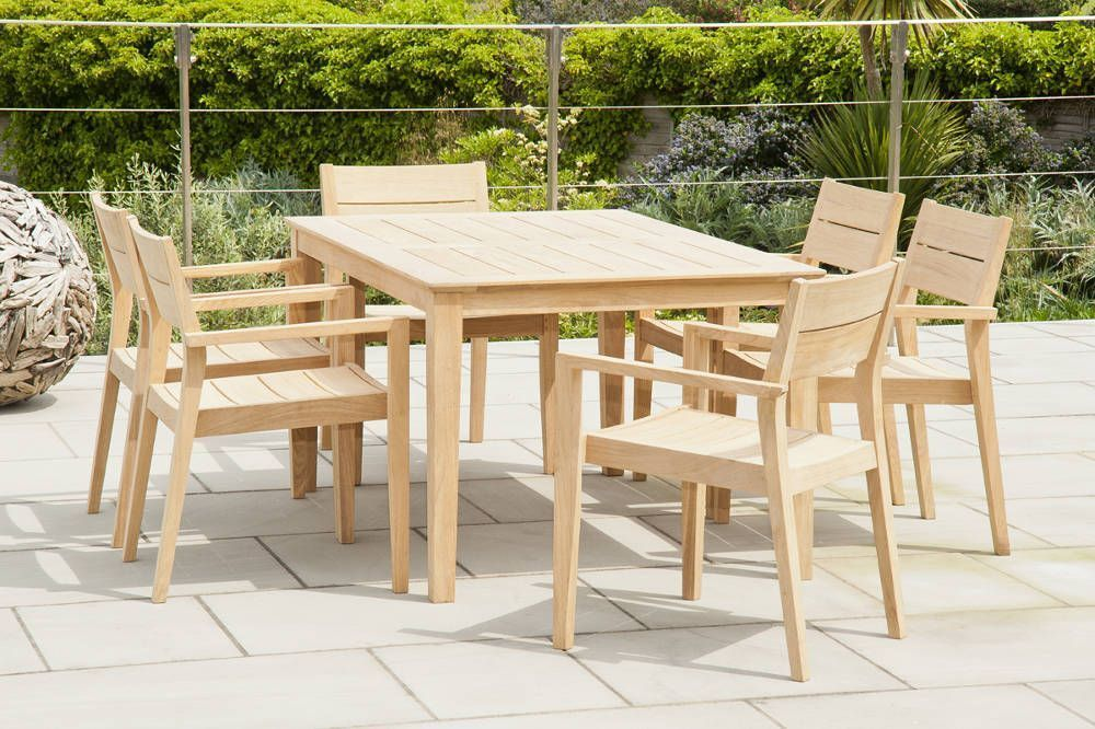 Table De Salon De Jardin En Bois - Maison Design - Nazpo.com