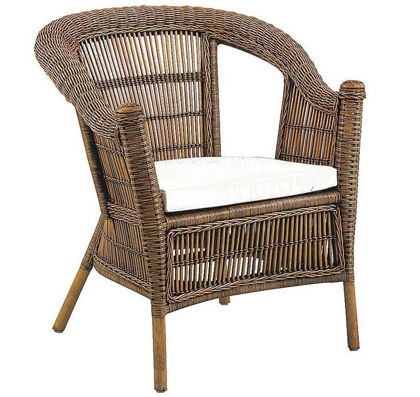 Fauteuil grand confort longueur - Coussin pour mobilier de jardin ...