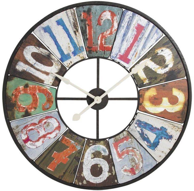 horloge murale pour cuisine mobilier scandinave blanches et