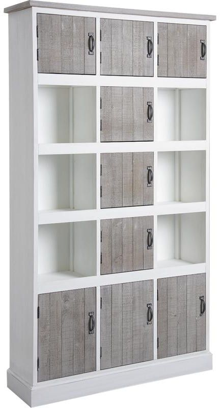 Finition Biblioth Que Design Noir Blanc Haut De Gamme Int Rieur