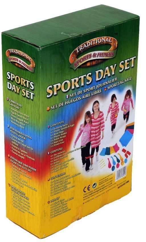 kit jeux de sport ext rieur 4 en 1 pour enfants eur 25. Black Bedroom Furniture Sets. Home Design Ideas