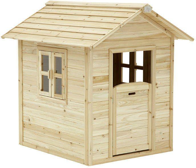 Maisonnette en C�dre pour enfant Noa 100x135x130cm