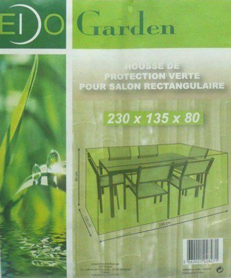 Grand salon, Salon de jardin