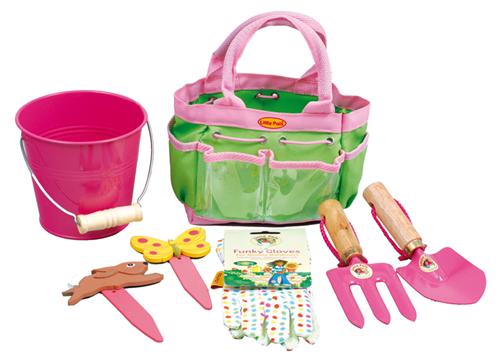 Kit Jardinage Accessoires Enfant