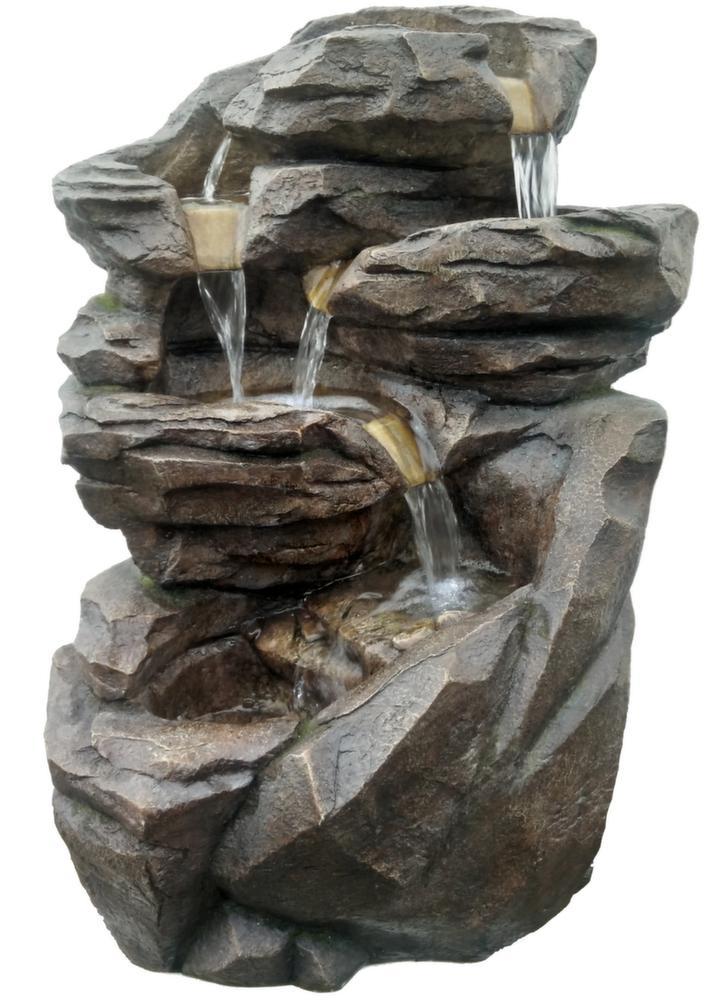 Fontaine ext rieur for Construire une fontaine de jardin