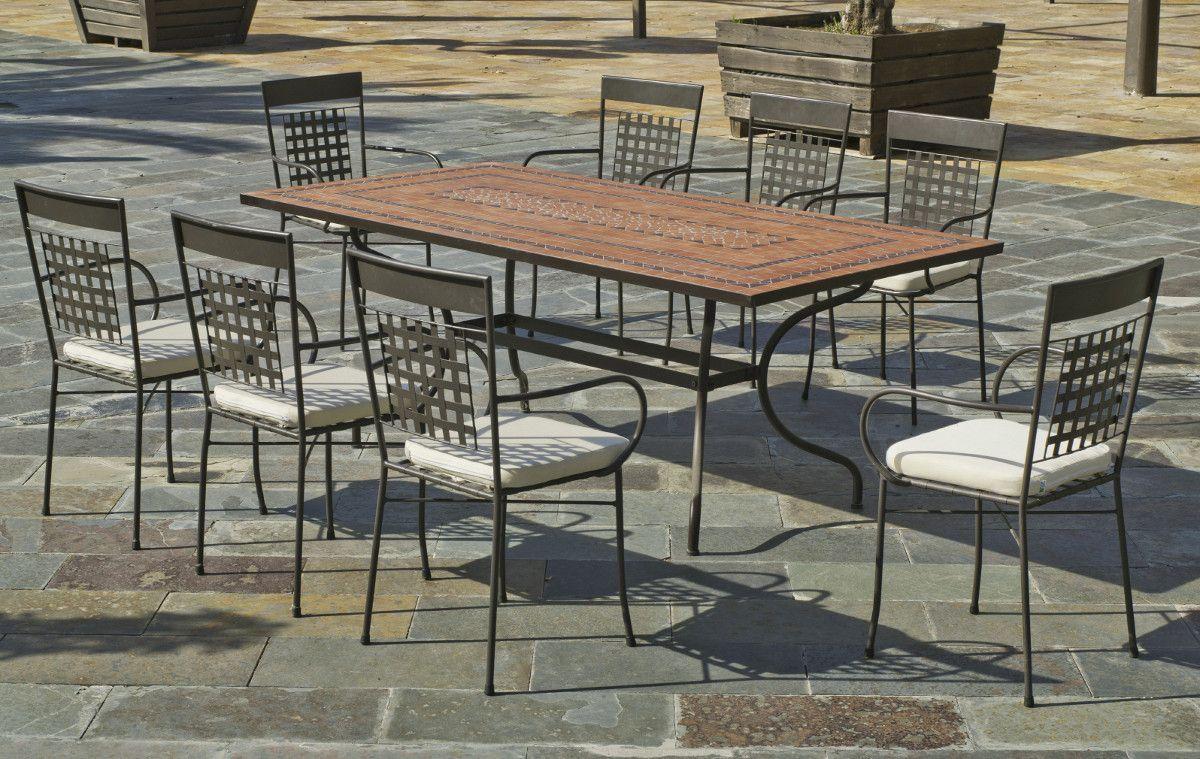 Recherche de table de jardin ronde et fauteuils lorny vigo for Recherche table de jardin
