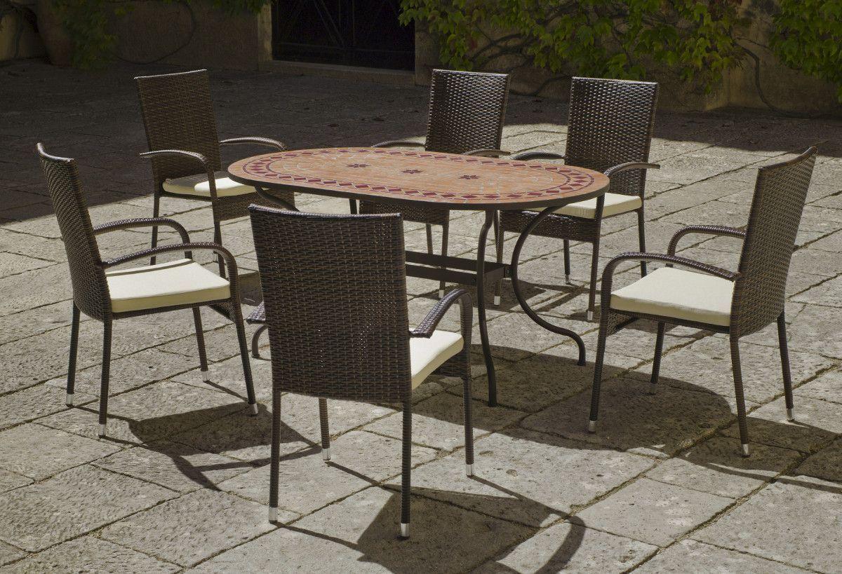 Recherche de ensemble salon de jardin pacific en aluminium - Recherche table de jardin ...