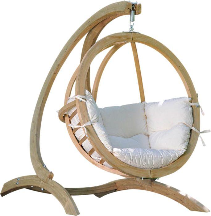 support chaise suspendue support pour fauteuil suspendu en bois autoclave spinnaker solid with. Black Bedroom Furniture Sets. Home Design Ideas