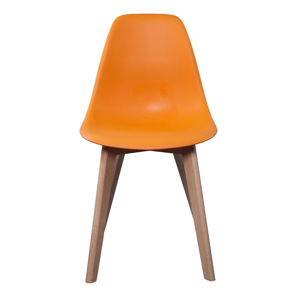 Chaise-scandinave-coque-polypropylene