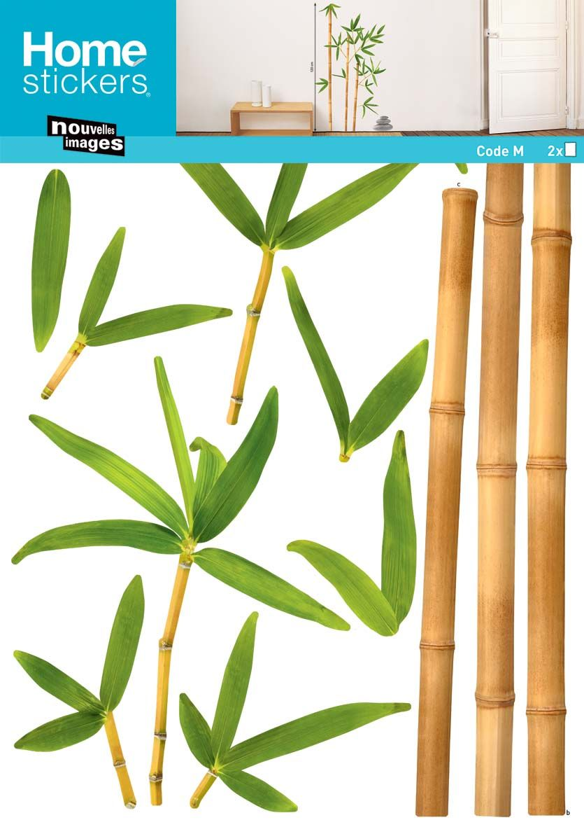 Lectrique design bambou accessoire for Accessoire bambou