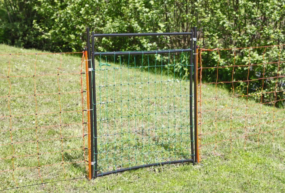 Porte pour filet électrifiable de 95cm à 125cm