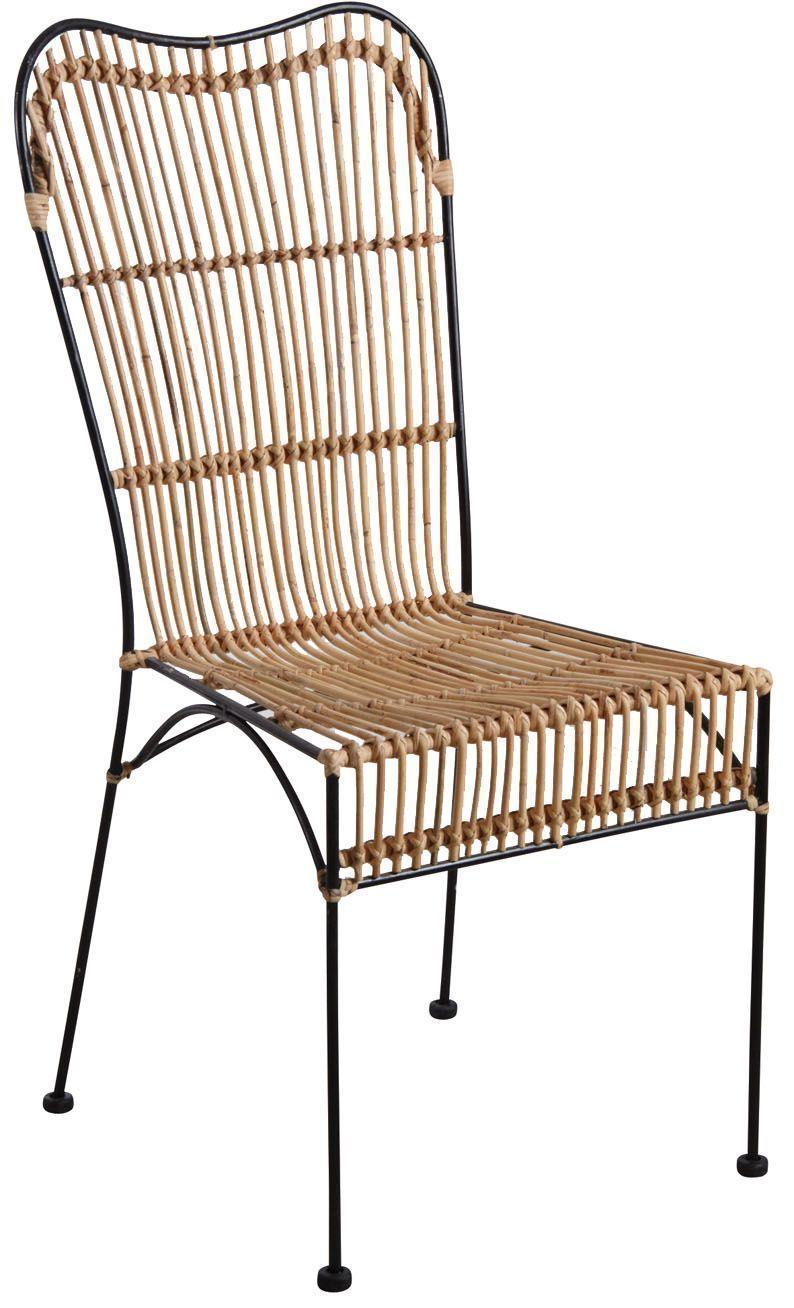 Recherche de chaise jardin fer forg noir stresa for Recherche chaises
