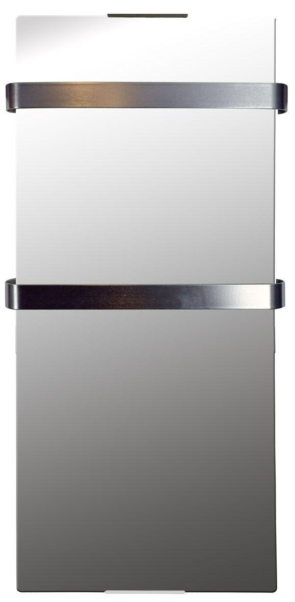 radiateur s che serviette lectrique design miroir eur 249 00 picclick fr. Black Bedroom Furniture Sets. Home Design Ideas