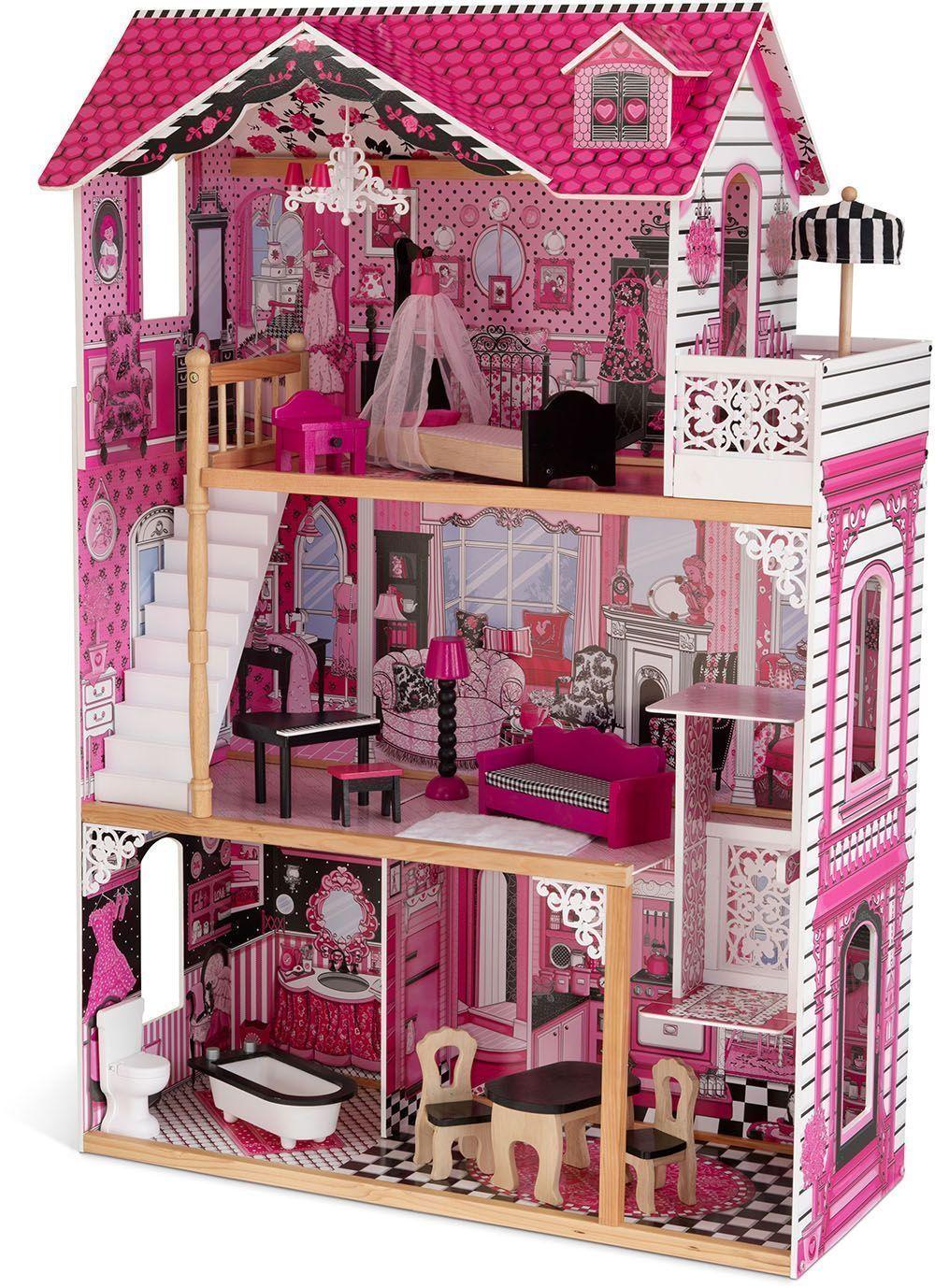 Maison de poupées manoir Amélia