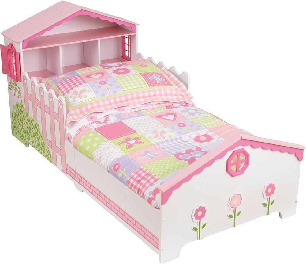 Lit pour enfant Maison de poupée