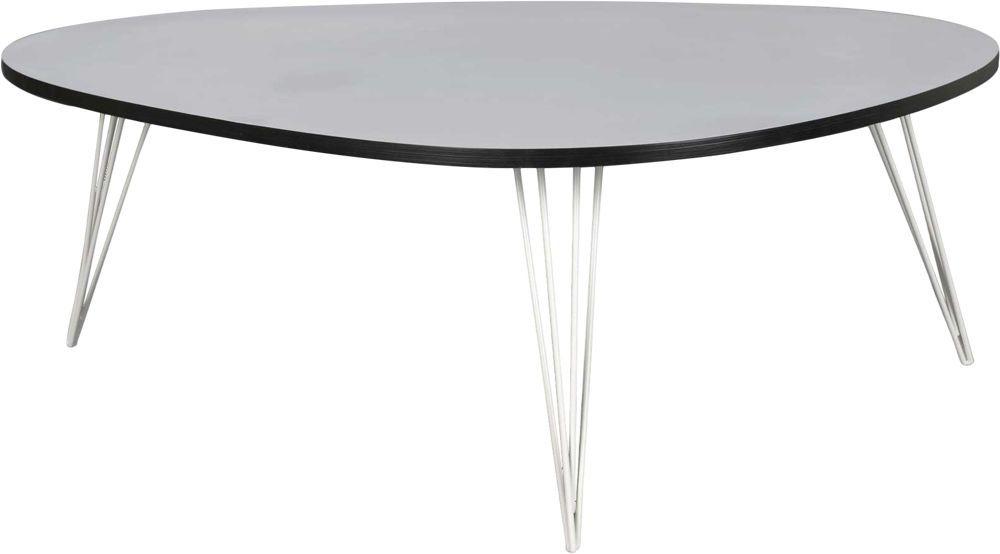 table basse haricot grise et noire eur 159 00 picclick fr. Black Bedroom Furniture Sets. Home Design Ideas