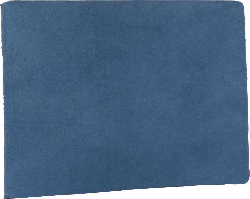 Housse pour t te de lit bleu eur 83 90 picclick fr - Tete de lit bleu ...