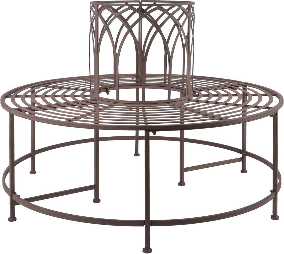 banc de jardin arbre en m tal eur 289 00 picclick fr. Black Bedroom Furniture Sets. Home Design Ideas