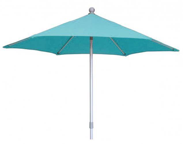 parasol manivelle diam tre 3 4m ebay. Black Bedroom Furniture Sets. Home Design Ideas