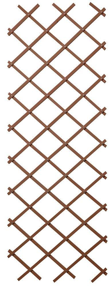 Panneau treillis en bois 60 x 180 cm