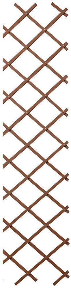 Panneau treillis en bois 30 x 180 cm