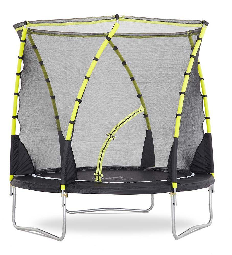 trampoline avec filet innovant 3g whirlwind ebay. Black Bedroom Furniture Sets. Home Design Ideas