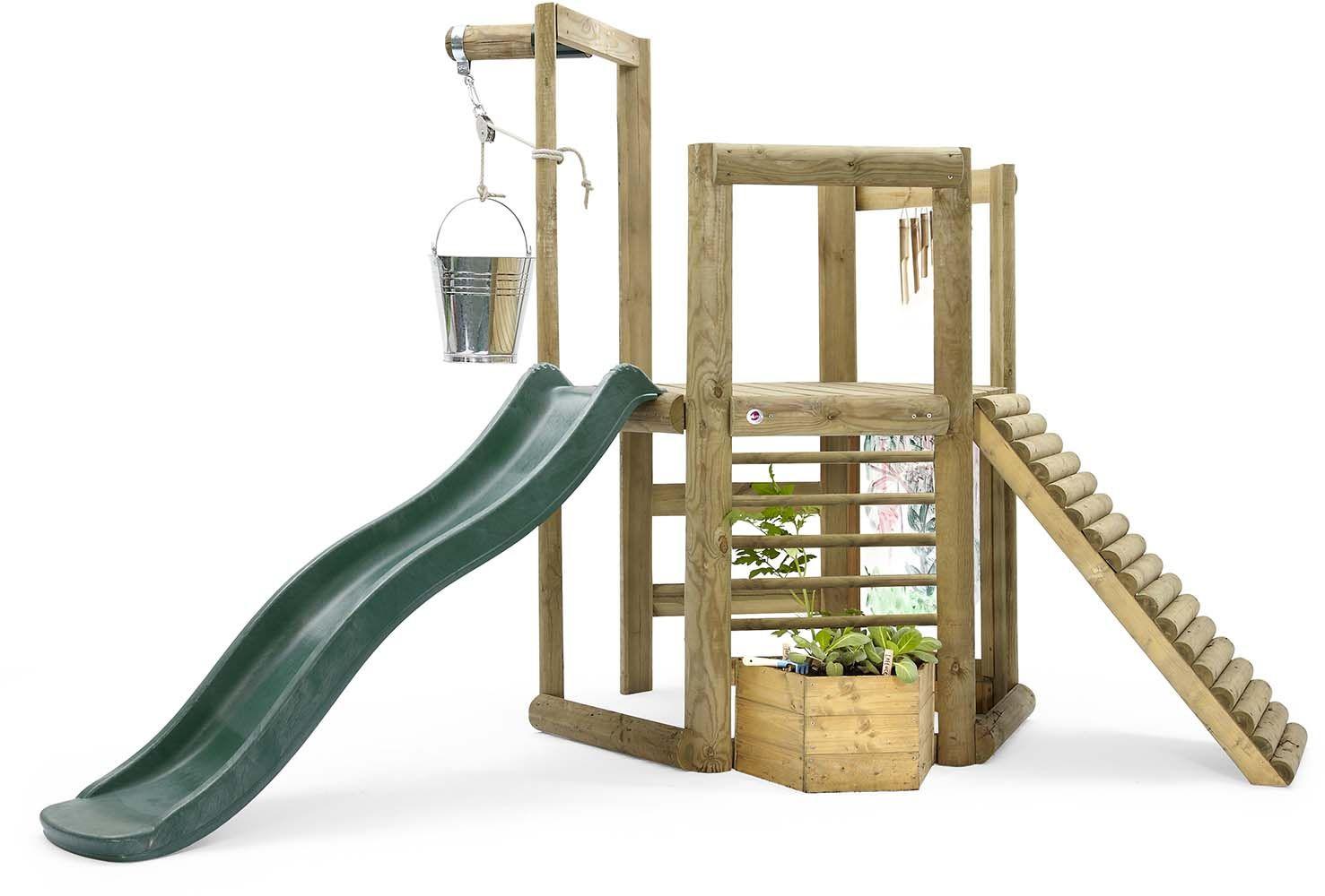 Espace jardin for Cuisine en bois nature et decouverte