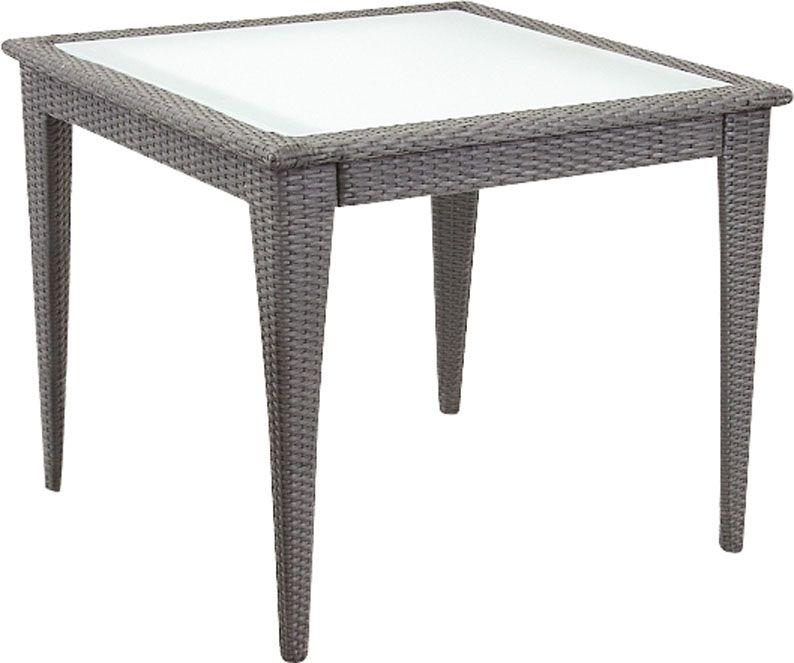cassis plateau table verre tremp chaises ouverture. Black Bedroom Furniture Sets. Home Design Ideas