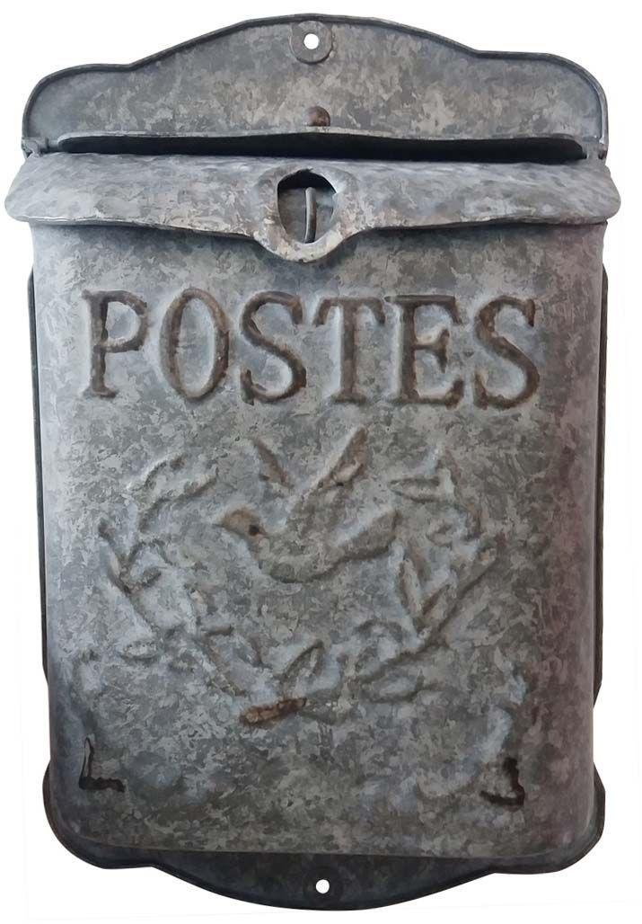 Boite à lettre déco Postes