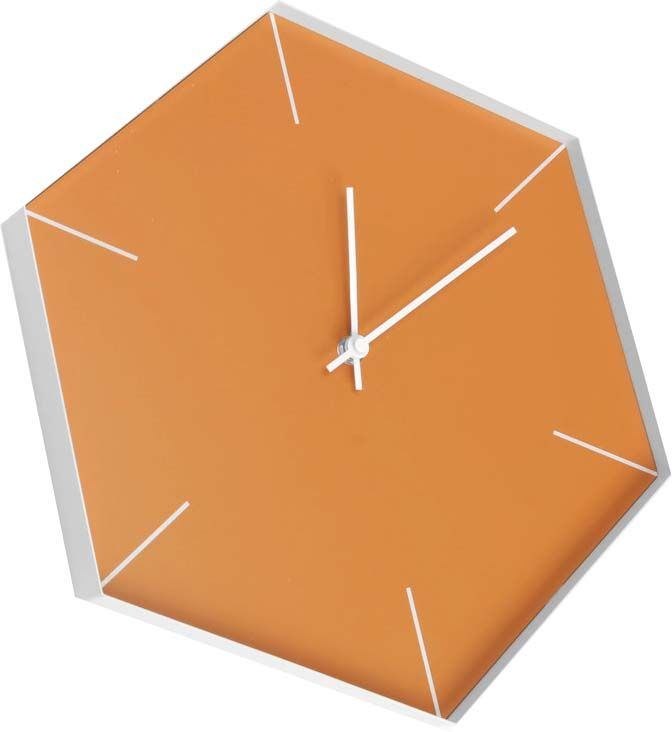 Horloge-loft-Hexagona-30x35cm