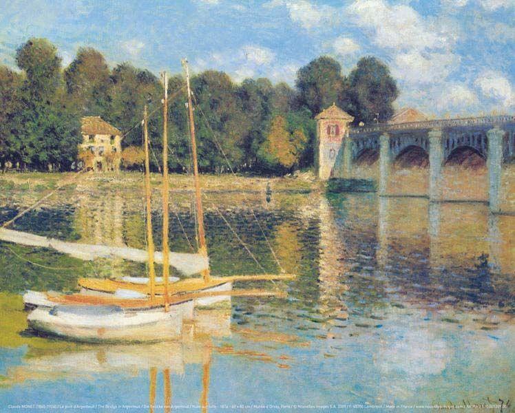 Affiche-Le-Pont-d-039-Argenteuil-C-Monet-24x30-cm