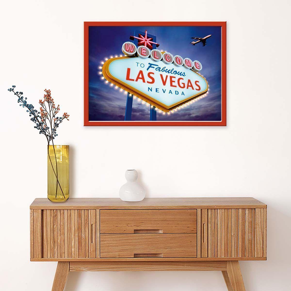 Affiche-Welcome-to-Las-Vegas-50x70-cm miniature 2